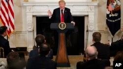 Donald Trump, shugaban Amurka