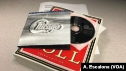 "El álbum ""Chicago"" (II), ""The Rolling Stone Encyclopedia of Rock and Roll"", y el guión de este segmento de radio."