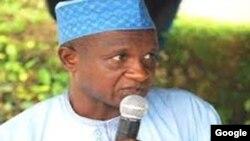 Dr. Nasir Isa Fagge shugaban kungiyar malaman jami'o'in kasar Najeriya.