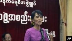 برما: آنگ ساں سوچی نے اپنی جماعت رجسٹر کروا لی