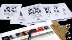 Các công ty của Hoa Kỳ nhận thêm 156 ngàn lao động trong tháng 9, ghi dấu 72 tháng liên tiếp có tăng trưởng dương về việc làm.