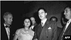 Джулиус и Этель Розенберг