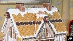 کرسمس کا ایک روایتی پکوان ۔۔ جنجر بریڈ