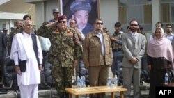 В Афганістані почалась передача контролю за безпекою місцевій поліції та армії