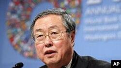 中國央行行長周小川(資料圖片)