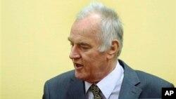 Ông Ratko Mladic bị truy tố về 11 tội danh trong đó có tội diệt chủng