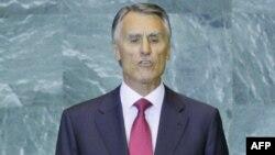 Президент Португалии Анибал Силва