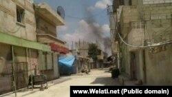 Según el Observatorio Sirio para los Derechos Humanos, el grupo terrorista ocupó la aldea después de fuertes enfrentamientos con grupos rivales.