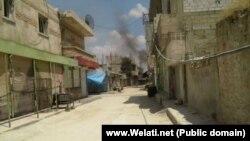 Kobani city