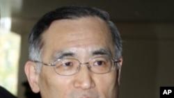 위성락 한국 6자회담 수석대표 (자료사진)