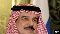 Король Бахрейну Хамад бін Іса аль-Халіфа
