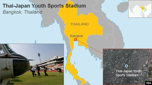 Thai-Japan Youth Sports Stadium, Bangkok, Thailand