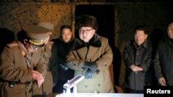 Lãnh tụ Kim Jong Un của Bắc Triều Tiên