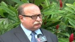 Ex embajador de Venezuela ante la ONU habla con la VOA