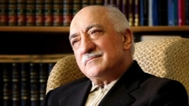 FILE - Islamic preacher Fethullah Gulen is pictured at his residence in Saylorsburg, Pennsylvania in this 2004 file photo.