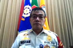 Kepala Satpol PP DI Yogyakarta, Noviar Rahmad dalam tangkapan layar.