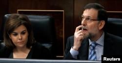 سپین کے سابق وزیراعظم مارینانو راجوئے، فائل فوٹو