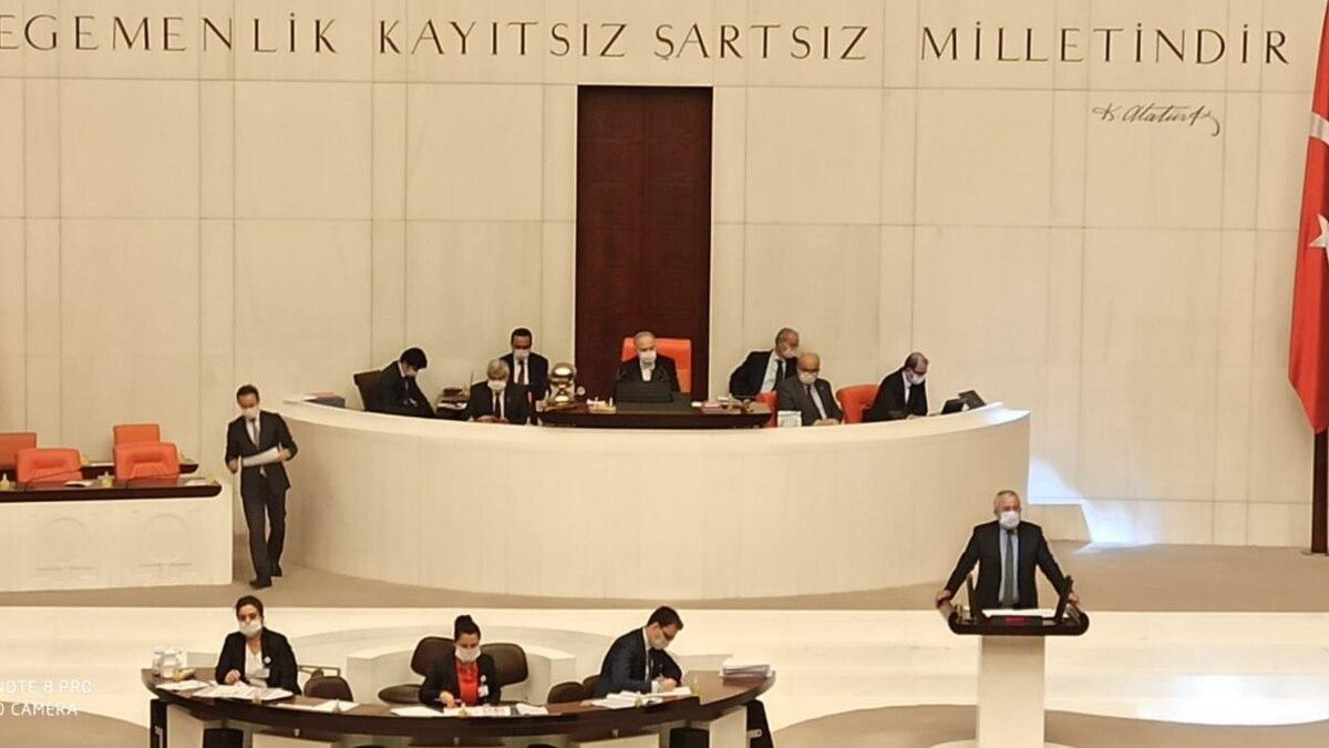Mecliste İnfaz Düzenlemesi Öncesi Anayasa'ya Aykırılık İtirazı