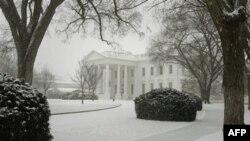 Белый дом. Вашингтон (архивное фото)