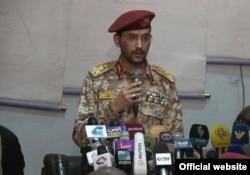 Juru Bicara Huthi, Yahya al-Saree.