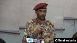 «یحیی سریع» سخنگوی نیروهای نظامی انصارالله (حوثی) یمن