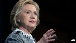 Hillary Clinton escribió sobre sus logros como Secretaria de Estado.