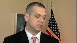 Embajador Daniel Sepulveda continúa campaña de acceso a internet
