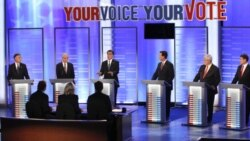 Republican candidates debate in New Hampshire
