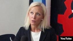 "Sesilija Bonefild-Dal, generalna direktorica ""Digitalne Evrope"""