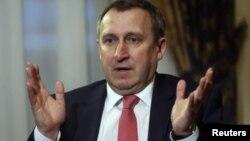 В.о.міністра закордонних справ України Андрій Дещиця