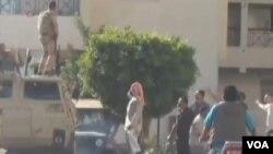 埃及暴力活動持續不斷
