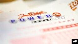 Seorang pembeli di Florida telah memenangkan lotere Powerball senilai $590,5 juta yang diundi Sabtu (18/5). (Foto: ilustrasi).
