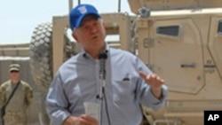 ویدیو - آخرین سفر رسمی وزیردفاع امریکا به افغانستان