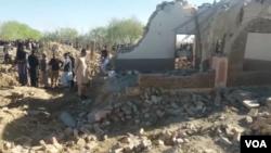 د بلوچستان د کلا سیف الله سیمې چاودنه