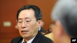 中国外交部不朝核问题首席代表武大伟(资料照)