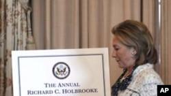 امریکا د افغانستان پاکستان لپاره نوی استاځی ټاکي