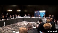 Konferencija o konsolidaciji evropske ideje na Zapadnom Balkanu,