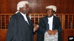 Un tribunal au Malawi