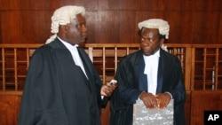Des avocats maliwites à la Cour suprême à Blantyre
