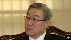 金星煥呼籲北韓表現無核化誠意。