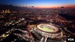 Londres se prepara para los Juegos Olímpicos de 2012, los que asegura serán los más publicitados desde las redes sociales.
