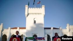 El presidente Obama y su homólogo Jakaya Kikwete ofrecieron una conferencia de prensa conjunta en Tanzania.