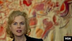 La actriz australiana Nicole Kidman será la protagonista de la película.