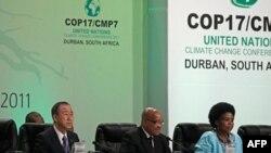 BM İklim Konferansında Anlaşma