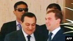 Официальный визит президента России в Египет