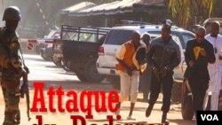 Ouverture du procès des attentats de Bamako en 2015.