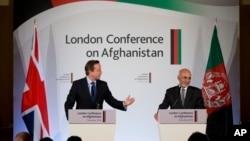 د افغانستان په هکله د لندن کنفرانس