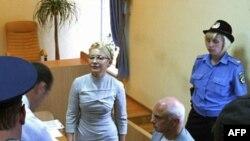 Yuliya Timoşenko azadlığa buraxılmayacaq