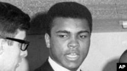 Mohamed Ali, le 29 mars 1967.