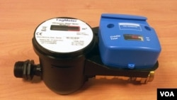 Water Pre-paid Meters